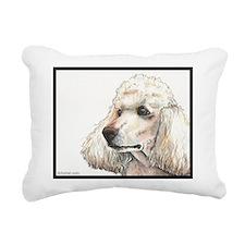 Bart Rectangular Canvas Pillow