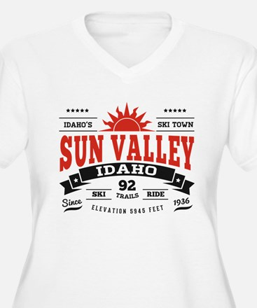 Sun Valley Vintag T-Shirt