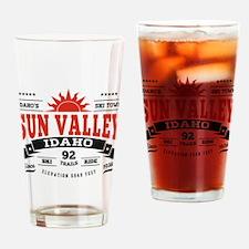 Sun Valley Vintage Drinking Glass