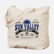 Sun Valley Vintage Tote Bag