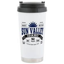 Sun Valley Vintage Travel Mug