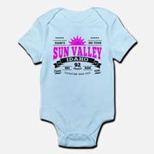 Sun Valley Vintage Infant Bodysuit