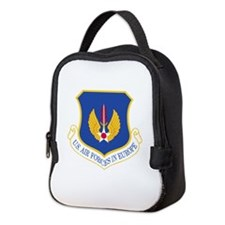 Air Forces Europe Neoprene Lunch Bag