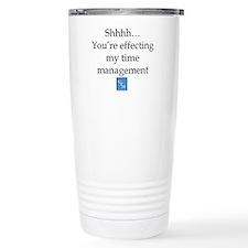 Cute Management Travel Mug