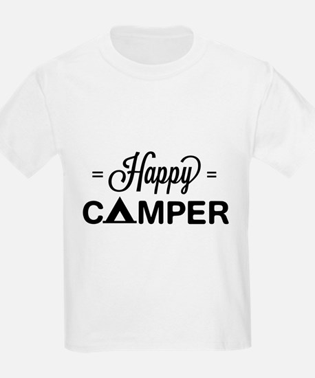 Cute happy camper T-Shirt