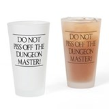 Dungeon and dragons Pint Glasses