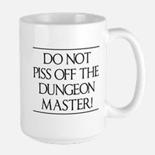 Do not piss off the dungeon master! Mugs