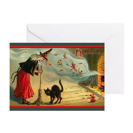 Old Crone Greeting Cards (Pk of 10)