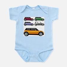 Funny Mini Infant Bodysuit