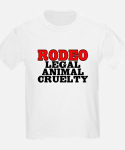 Rodeo Legal animal cruelty - T-Shirt