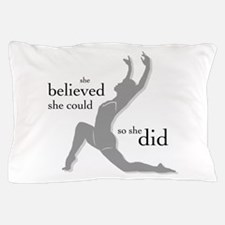 She believed Pillow Case