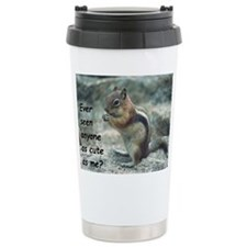 Cute as Me! Travel Mug