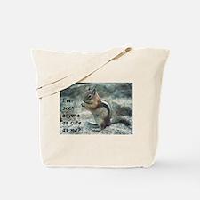 Cute As Me! Tote Bag