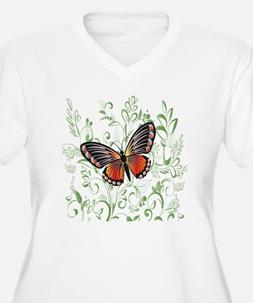 Whimsical Butterf T-Shirt