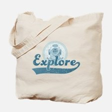 Explore the ocean Tote Bag