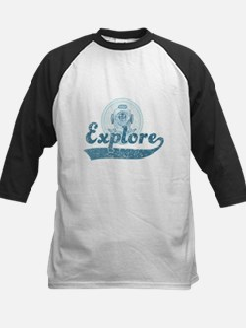 Explore the ocean Baseball Jersey
