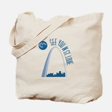See You In St.Loue Tote Bag