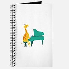Piano Giraffe Journal