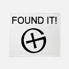 Found it cache Throw Blanket