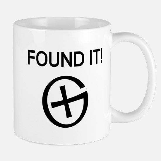 Found it cache Mugs