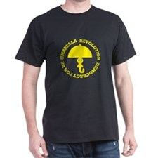 UMBRELLA REVOLUTION DEMOCRACY FOR HK. T-Shirt