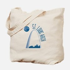 St. Louie Arch Tote Bag