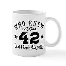 Funny 42nd Birthday Mug