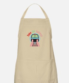 Take The Subway Apron