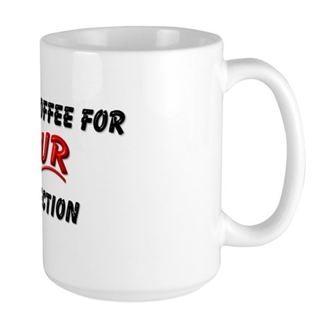 Protection Large Mug
