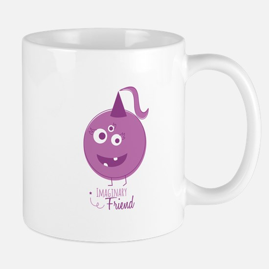 Imaginary Friend Mugs