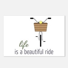 Beautiful Ride Postcards (Package of 8)