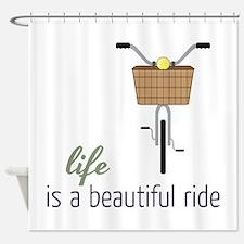 Beautiful Ride Shower Curtain