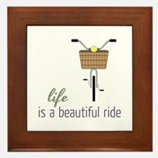 Beautiful Ride Framed Tile