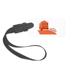 All Aboard! Luggage Tag
