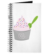I Scream For Icecream Journal