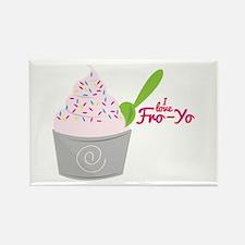 I Love Fro-Yo Magnets