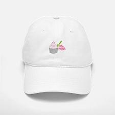 Frozen Yogurt? Baseball Baseball Baseball Cap