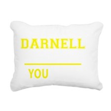 Unique Darnell Rectangular Canvas Pillow