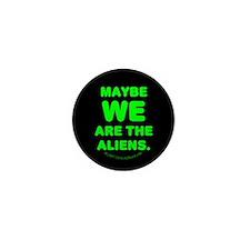 Aliens Mini Button