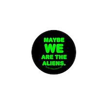 Aliens Mini Button (100 pack)