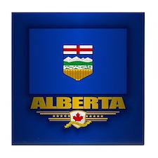 Alberta Flag Tile Coaster