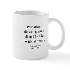 Bertrand Russell 9 Mug