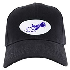 The Blue Plane Baseball Cap