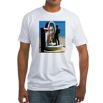Irrigate Hillary 2016 Fitted T-Shirt