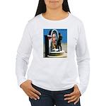 Irrigate Hillary 2016 Women's Long Sleeve T-Shirt