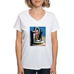 Irrigate Hillary 2016 Women's V-Neck T-Shirt