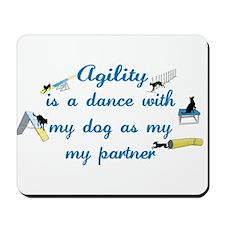 Agility Dance Mousepad