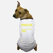 Unique Dimitri Dog T-Shirt