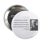 """Bertrand Russell 6 2.25"""" Button (10 pack)"""