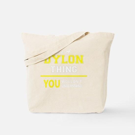 Cute Dylon Tote Bag